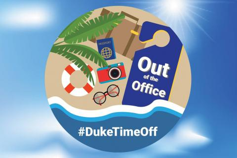 Share Your #DukeTimeOff Photos