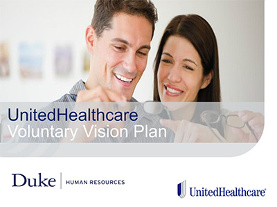 United Healthcare Voluntary Vision Plan