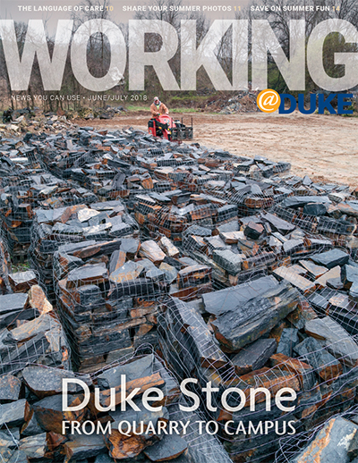 Working@Duke June/July 2018 Issue