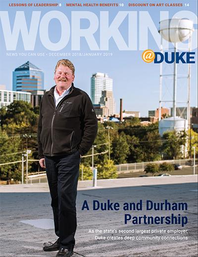 Working Duke Human Resources
