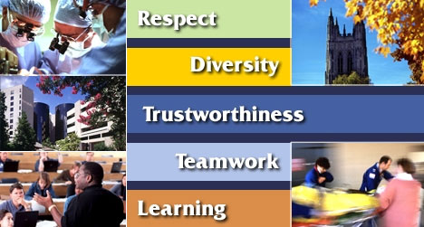 Duke Guiding Principles