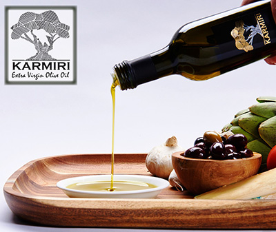 Karmiri Olive Oil