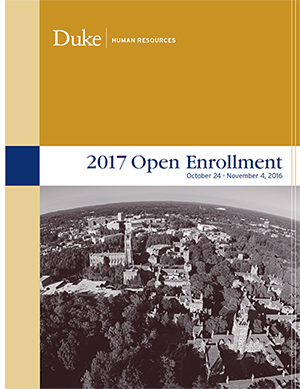 Open Enrollment 2017